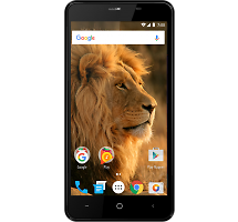 Смартфон Vertex Impress Lion dual cam (3G) Black