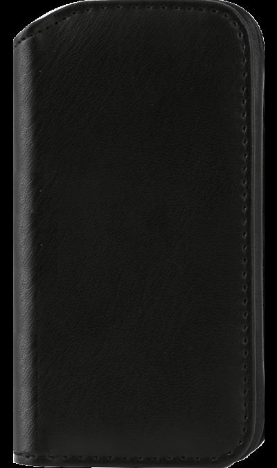 Кобура Fast fashion case для iPhone 4/4S, кожзам, черная